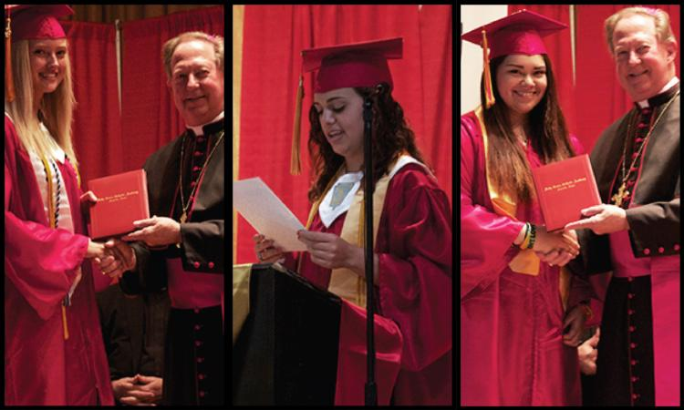 Holy Cross Students Offered $515,830 in Scholarships