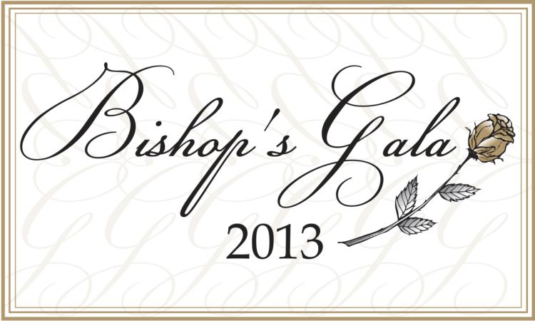 Bishop's Gala Set for May 3rd