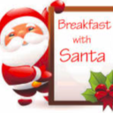 You're invited to have BREAKFAST WITH SANTA!
