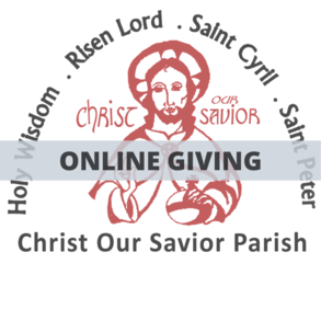 Christ our Savior Parish Pittsburgh - Online Giving