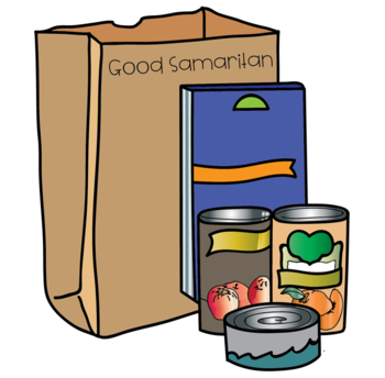 Good Samaritan Food Pantry Collection