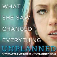 Unplanned Movie Showing
