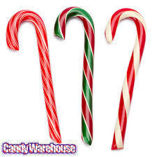 Candy Cane Greeters