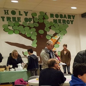 Holy Rosary Tree of Mercy