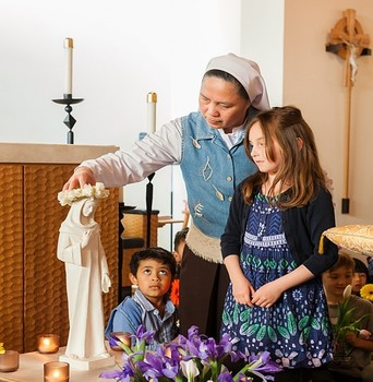 """Registration is open for 2017-2018 Children's Faith Formation/Sunday School (""""CFF"""")"""