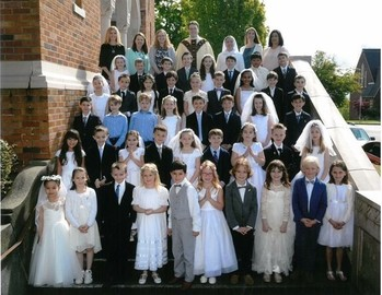 FIRST RECONCILIATION AND FIRST COMMUNION   REGISTRATION OPEN