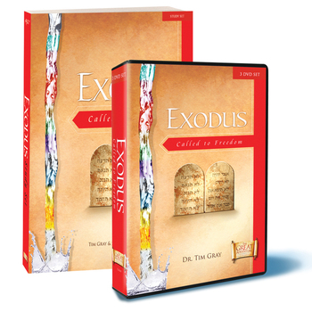 New Bible Study: Exodus!