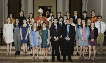Congratulations to our newly Confirmed!