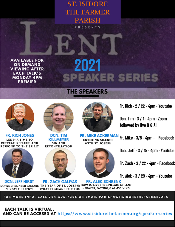 Speaker Series Flyer