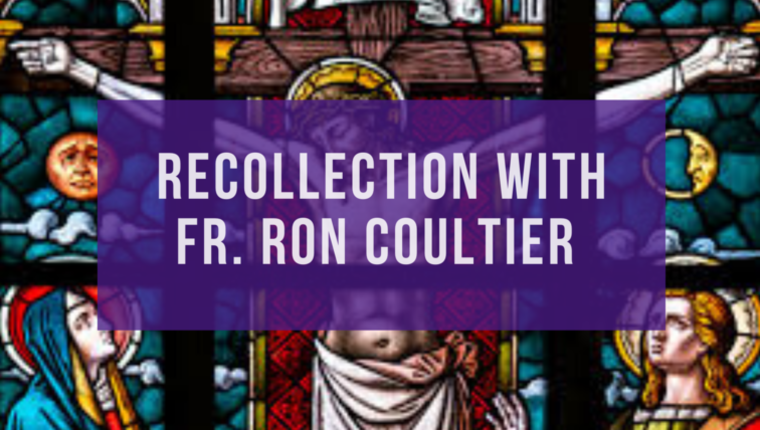 Recollection with Fr. Ron