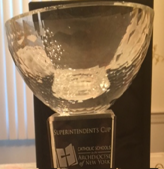 IHM Awarded Superintendents Cup for Achievement