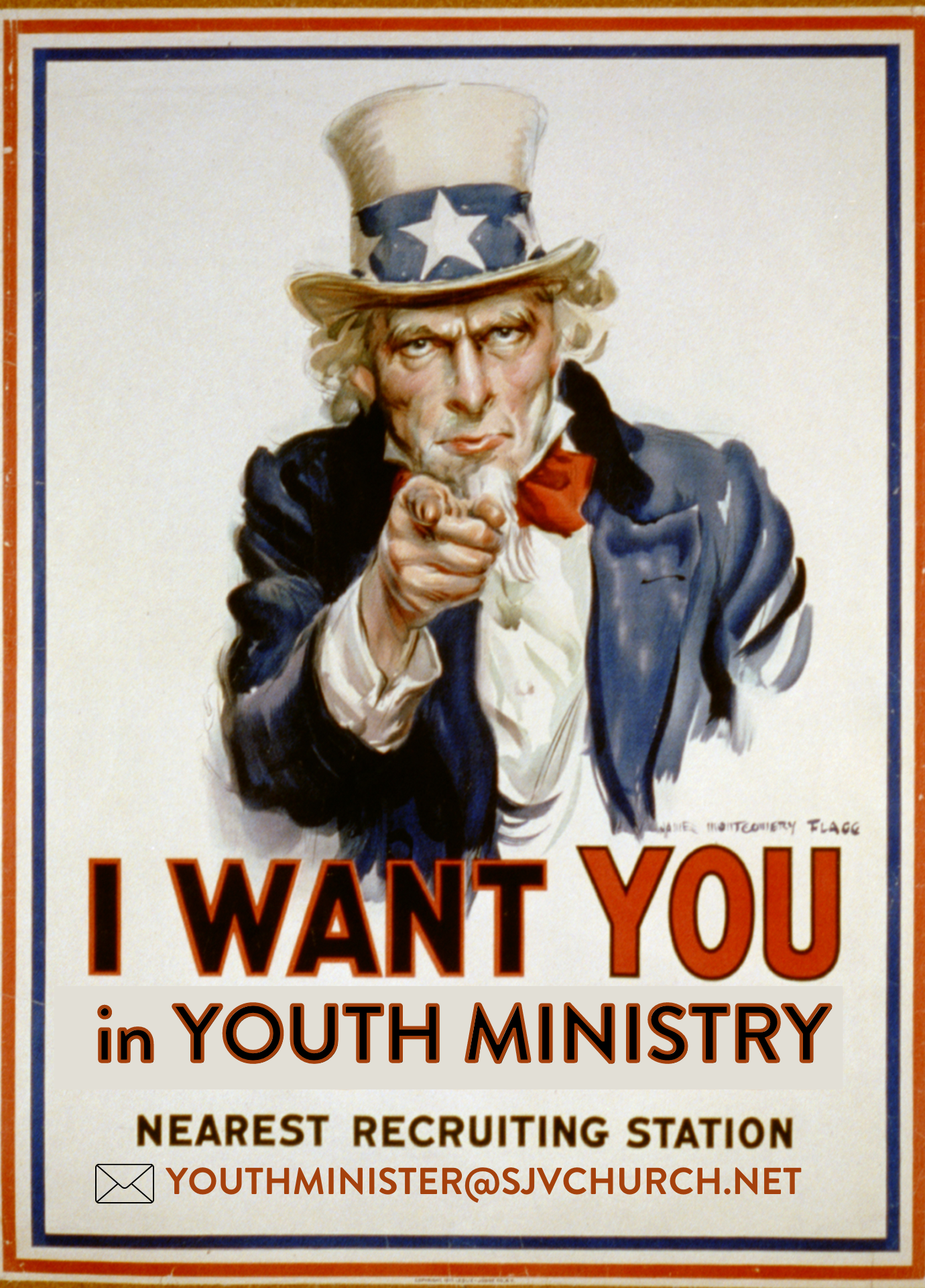 Youth Ministry Volunteer