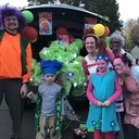 Trunk O' Treat pics!