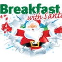 Breakfast with Santa this Sunday!
