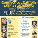 Catholic Men's Conference Oct. 21