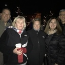 Photos from our 2nd Annual Christmas Tree Lighting