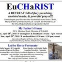 Eucharist Retreat on 4/28