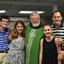 Pics from Fr. Robert's Farewell Receptions