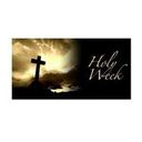 Printable Schedule for Holy Week and Easter