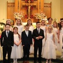 First Communion Pics