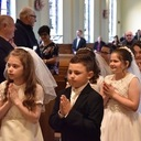 First Communion Photos