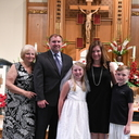 First Communion June 20, 2020