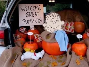 Trunk O' Treat on Sat! Registration now closed.