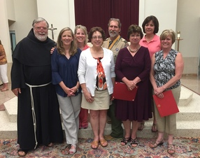Catechists Recognized for Dedicated Service