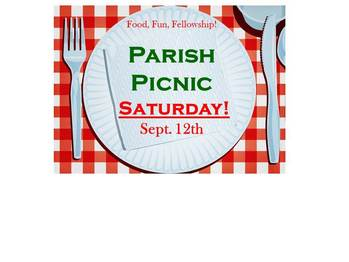 2015 Parish Picnic