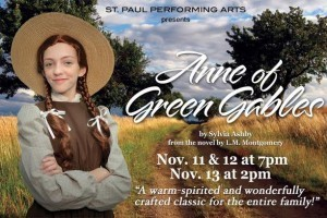 Performing Arts Production at St. Paul Catholic High School