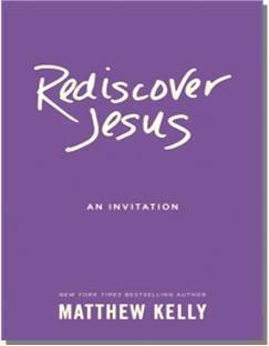"""Rediscover Jesus"" Book Discussion - WEDNESDAY, MARCH 16"