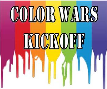 Middle School Students: Join us for Color Wars!