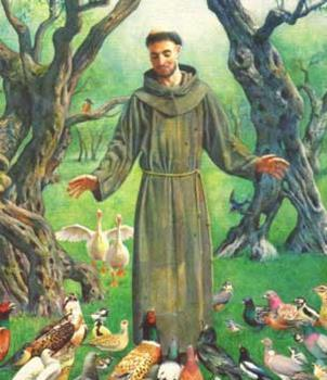 Blessing of the Animals on Oct 1st!