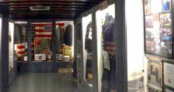 Sweaters for Veterans Event
