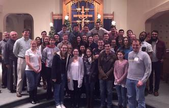 2017 College Holiday Dinner