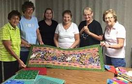 Quilters June Meetings
