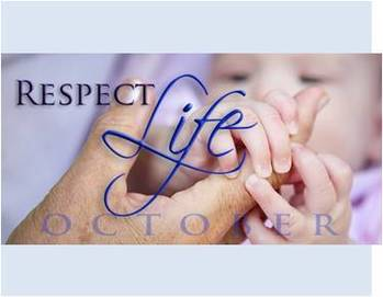 Culture of Life Ministry Fall Calendar
