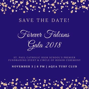 St. Paul High School to host Forever Falcons Gala