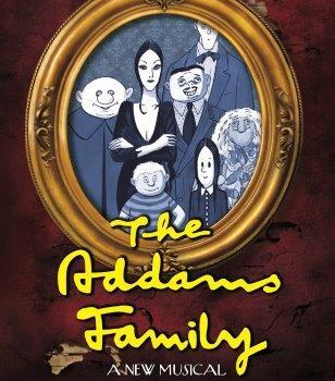The Addams Family March 9th - 11th at Mercy High School