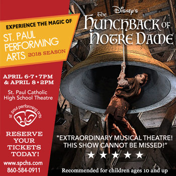 Tickets on Sale Now for The Hunchback of Notre Dame