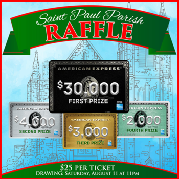 Parish Raffle!