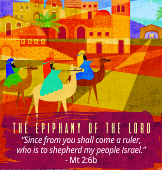 Bulletin for January 6, 2019 - The Epiphany of the Lord