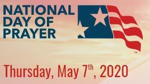 National Day of Prayer - THURSDAY, MAY 7th