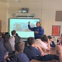 Middle School Internet Safety Talk w/Officer Camacho