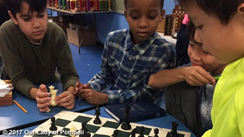 OLP Chess Club Players Finish Strong