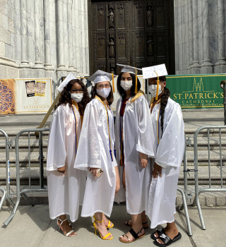 Class of 2020 Graduation at St. Patrick's Cathedral