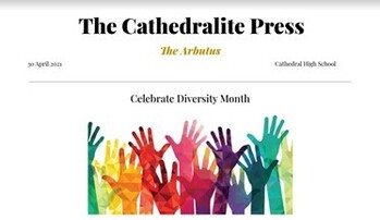 Cathedral Press - April Issue