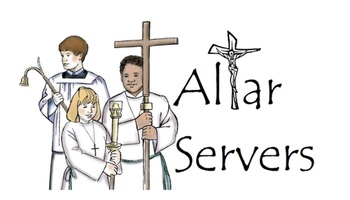 Calling All Altar Servers!