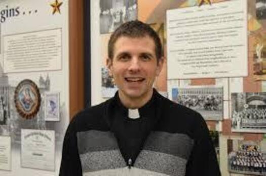 Fr. Mike Ackerman discusses the Intellectual Formation within the seminary.