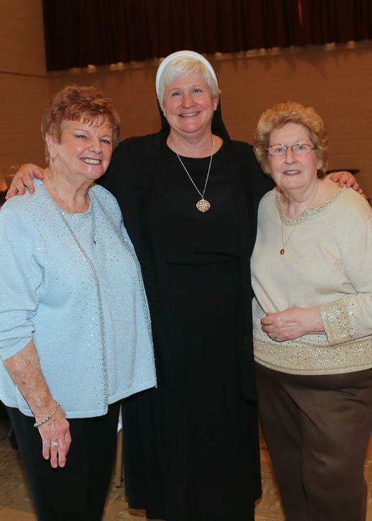 Sister Cindy Kibler, SHS discusses the foundation of Apostolic Works